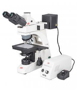 BA310 MET Trinokular Auf- und Durchlichtmikroskop